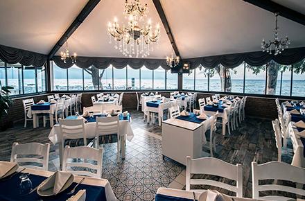 Kumsal Restaurant / Kuşadası / AYDIN