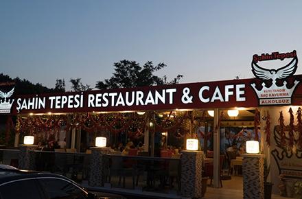 Şahin Tepesi Restaurant / Pamukkale / DENİZLİ