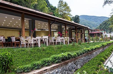 Balıklı Göl Restaurant / Sapanca / SAKARYA