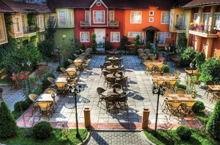 Miyansera Cafe Restaurant / Lüleburgaz / KIRKLARELİ