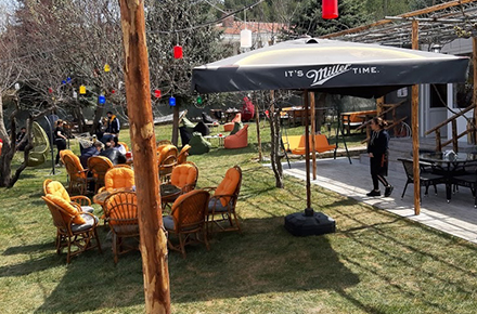 Hammock Cafe & Bistro / Çankaya / ANKARA