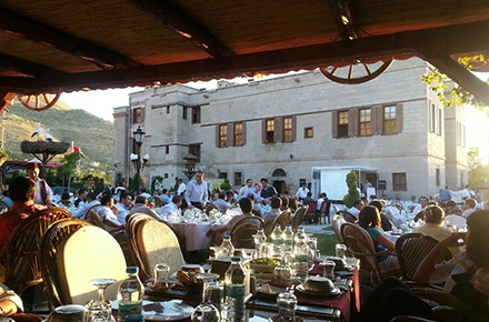 Konak Restaurant / Talas / KAYSERİ