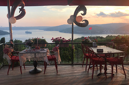 Yoros Cafe Restaurant / Beykoz / İSTANBUL