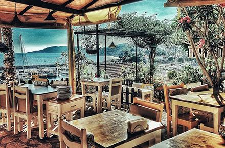 Bi Lokma Restaurant / Kaş / ANTALYA
