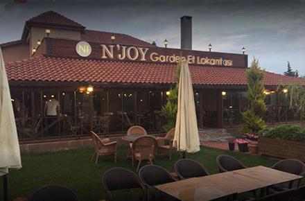 N'joy Garden Kahvaltı Bahçesi / Merkez / KIRKLARELİ