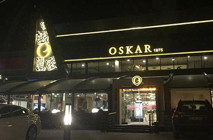 Oskar Cafe & Bistro / Etimesgut /ANKARA