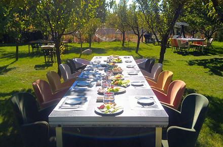 Aydora Garden Cafe & Restaurant / Gölbaşı / ANKARA