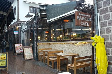 Bahçem Cafe / Altındağ  / Ankara