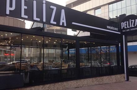 Peliza Fırın Cafe Restaurant