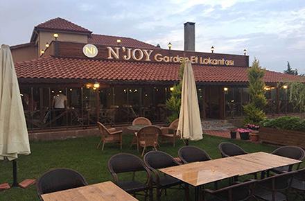 N'joy Garden Restaurant & Kahvaltı / KIRKLARELİ