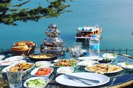 Baraka Plaj Cafe / Sivrice / ELAZIĞ