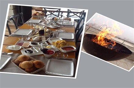 Nyssa Restaurant / Ürgüp / NEVŞEHİR