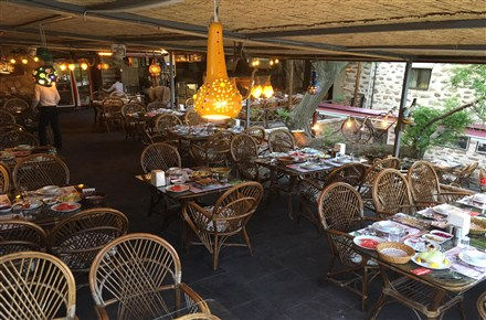 Sille Konak Restaurant / Selçuklu / KONYA