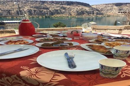 Hayal Kahvaltı Evi / Halfeti / ŞANLIURFA