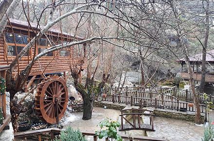 Değirmen Restaurant / Safranbolu / KARABÜK