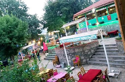 Yeşil Vadi Cafe / UŞAK