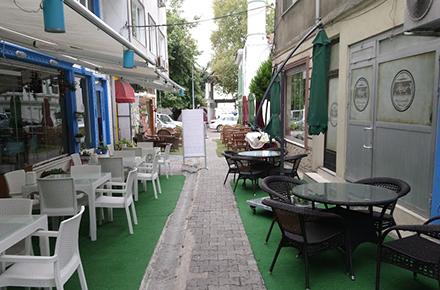 Çınar Kahvaltı Salonu Cafe / SİNOP