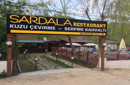 Sardala Restaurant / Şile / İSTANBUL