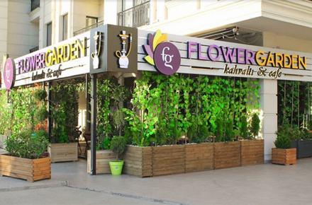 Eyüp Flower Garden / Eyüp / İSTANBUL