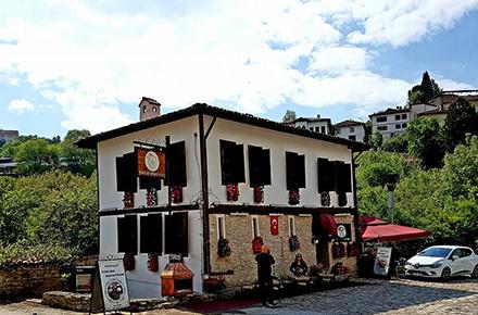 İki Kaşık Restaurant / Safranbolu / KARABÜK