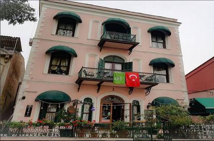 Anastasia Meziki Hotel / Büyükada / İSTANBUL