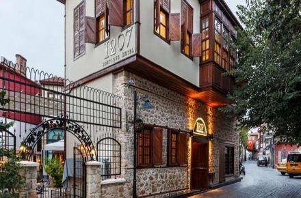 Kaleiçi 1207 Boutique Hotel / Muratpaşa / Antalya