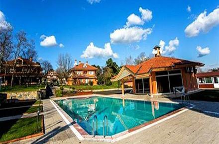 Synosse Park Hotel / Beykoz / İSTANBUL