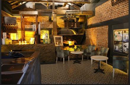 Keyfen Cafe Lounge / Edremit / BALIKESİR