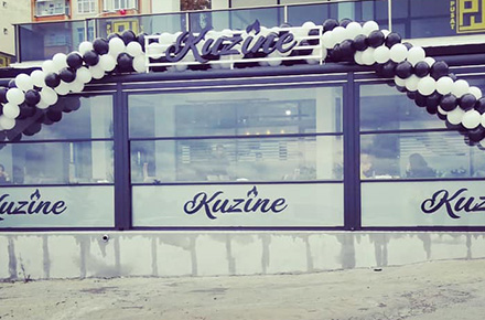 Kuzine Cafe ve Restaurant /Akçakoca/DÜZCE