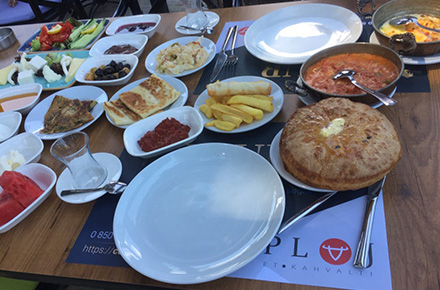 Plaj Et Kahvaltı / Altınordu / ORDU