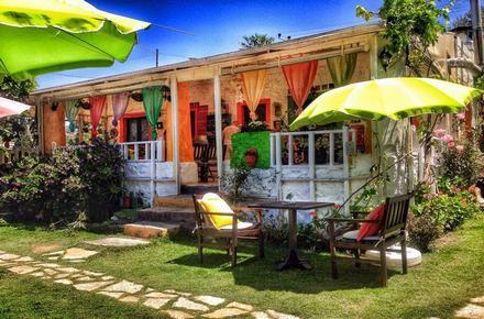 Gümüşlük Hayat Cafe Bar Brasserie / Bodrum / MUĞLA