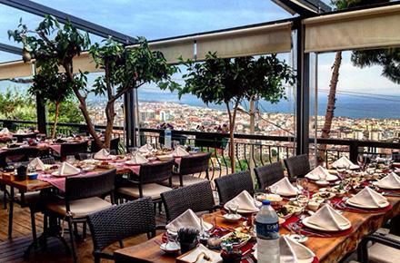 Zencefil Cafe Restaurant / Alanya / ANTALYA