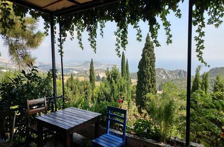 Melisa Köy Kahvaltı Evi /  Karaburun / İZMİR