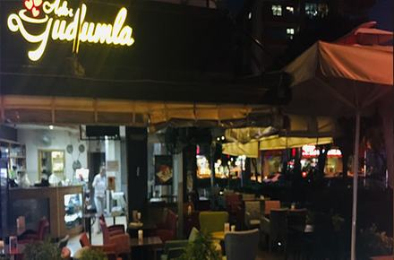 Aşk-ı Yudumla Cafe /  Bornova / İZMİR