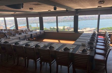 Pera Adalı Restaurant / Beyoğlu / İSTANBUL