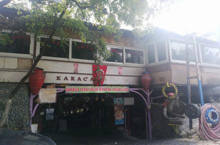 Karaca Kahvaltı Evi / Antakya / HATAY