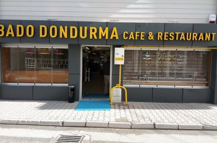 Bado Dondurma Cafe Restaurant / Bafra / SAMSUN