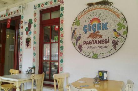 Çiçek Pastanesi / Bozcaada / ÇANAKKALE