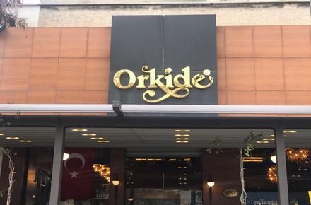 Orkide Pastane Restoran / Şehitkamil / GAZİANTEP