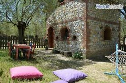 Mutluköy Nostalji Köy Sofrası / Ayvalık / BALIKESİR