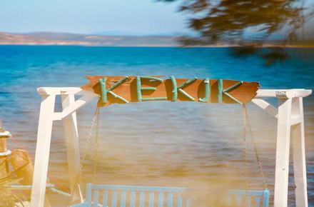 Cunda Kekik Cafe Restaurant / Ayvalık / BALIKESİR