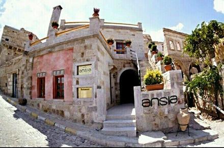 Ansia Hotel / Merkez / NEVŞEHİR