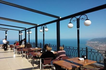Tepe Restaurant / Altınordu / ORDU