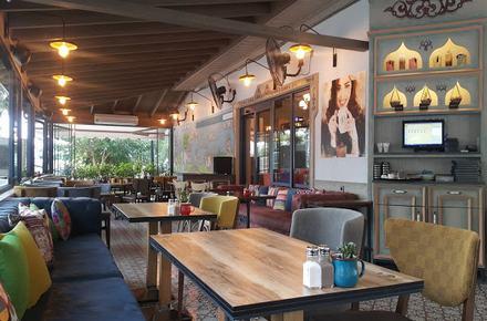 Güzelköy Cafe Restaurant / Ula / MUĞLA