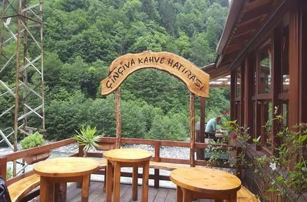 Çinçiva Kafe / Çamlıhemşin / Rize