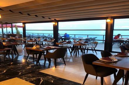 Golden Wing Restaurant / Vakfıkebir/TRABZON
