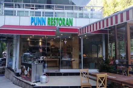 Punn Restoran / Çamlıhemşin / RİZE