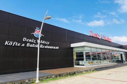 Deniz Yıldızı Restaurant / Arsin / TRABZON