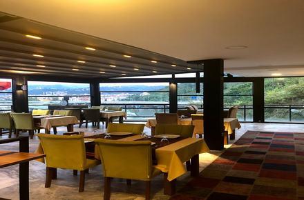 Fuscaa Restaurant Cafe&Bistro /  Araklı / TRABZON