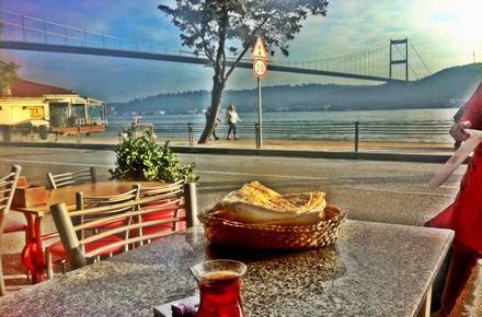 Rumeli Kale Cafe & Restaurant / Sarıyer / İSTANBUL